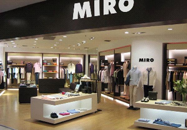 MIRO米尔罗店铺展示