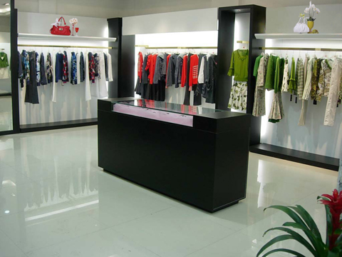 纤K&CH店铺展示