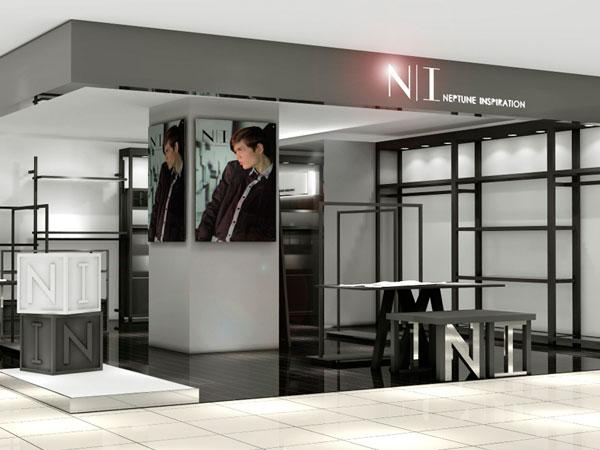 尼普顿NI店铺展示