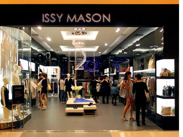ISSY MASON店铺展示