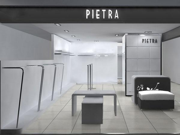 皮耶特拉终端形象