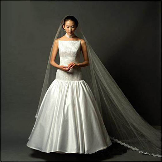 林志玲的婚纱写真图片 32587 520x520