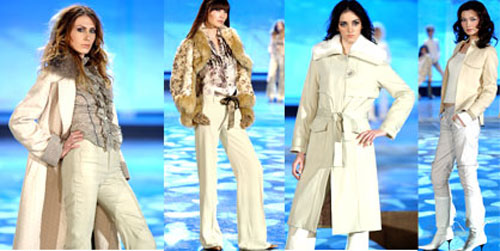 服装流行款式-2006秋冬服装流行趋势经典攻略