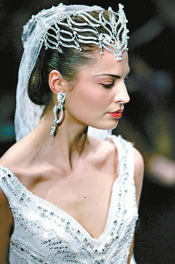 结婚 做最漂亮的新娘