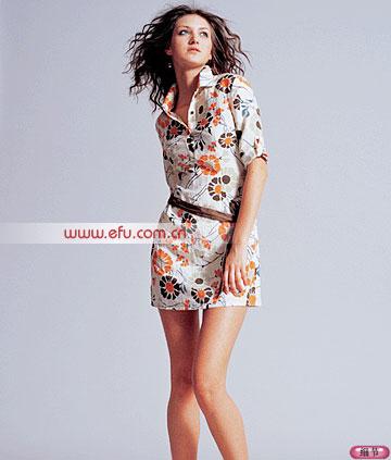 法国女装品牌 诺兰 纾莱 引领时尚图片
