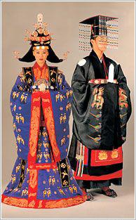 宫中服装-韩国传统服装全解析 服饰中的礼仪讲究
