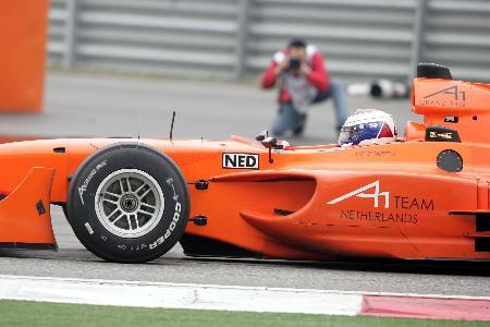 大型赛事推介 A1汽车大奖赛图片