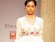 印度时装周2008春夏流行发布