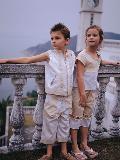 麦·菲儿 童装