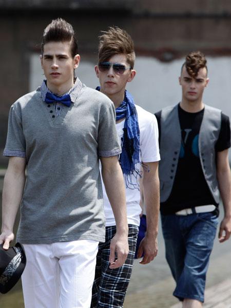 玮尼维希男装招商 打造国内优秀男装品牌
