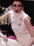 罗伦品牌折扣女装74018款