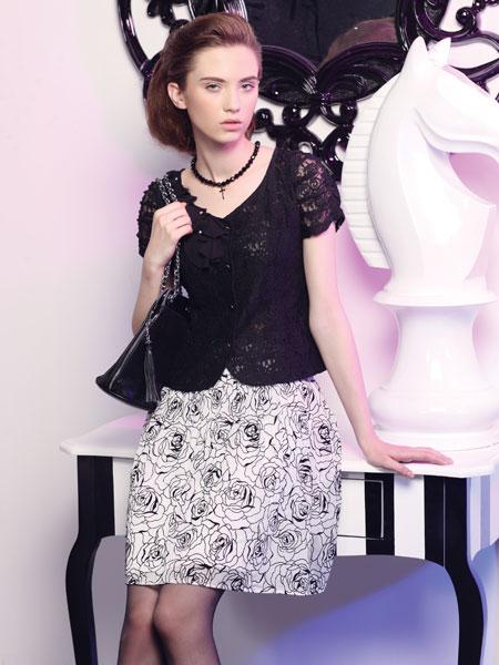 都市高端时尚的设计师品牌俪思女装诚邀加盟