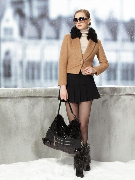 融入欧式古典风情的时尚品牌