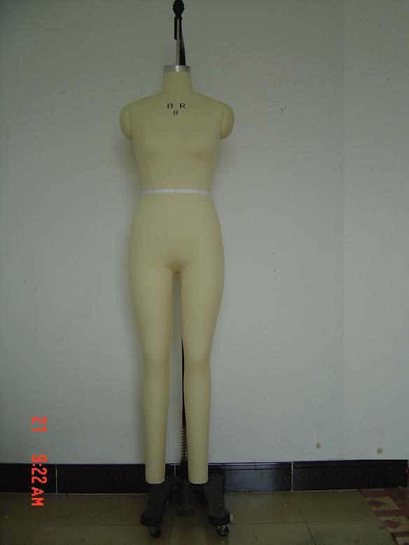 專業制衣板房模特(肩可伸縮)