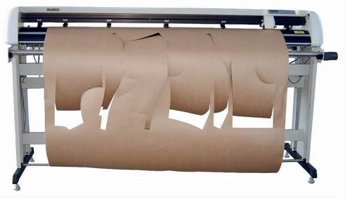 供應1350型服裝切繪一體機/紙樣切割機/服裝繪圖儀/繪圖機