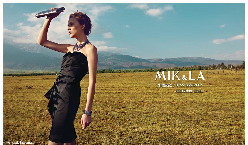 意大利女装品牌---米珂拉MIK&LA诚邀实力加盟商!